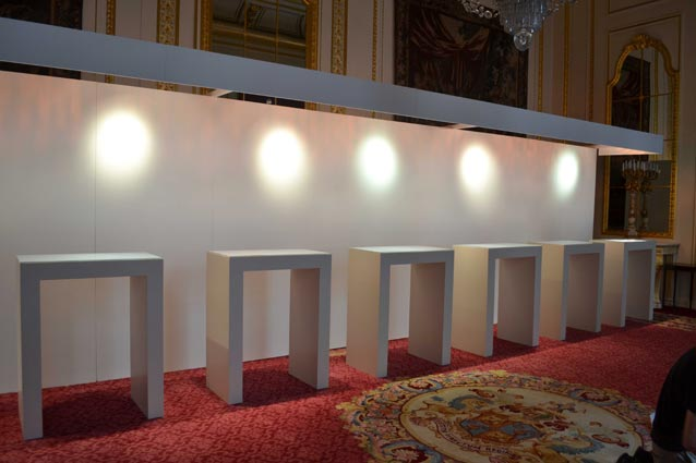 Temporary Exhibition Walls Stewart Contract Services